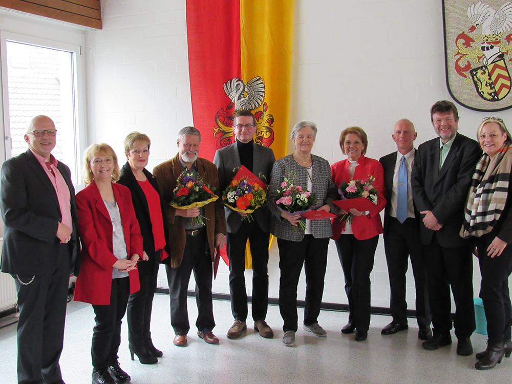 Neujahrsempfang SPD Mittelbuchen 2020